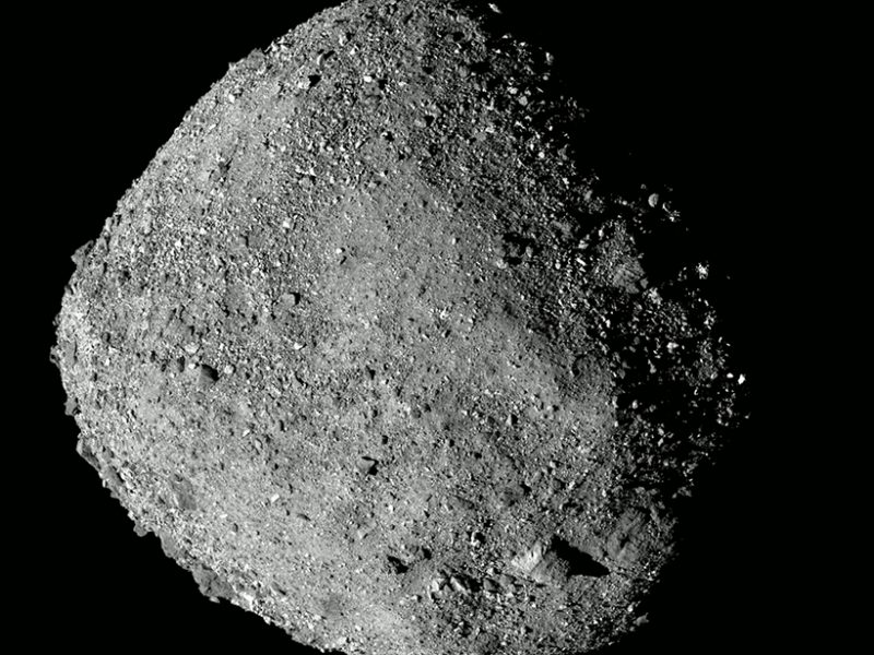 All About Bennu: A Rubble Pile with a Lot of Surprises