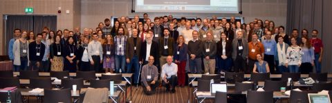 Participants at the 2018 annual FAMOS meeting in Bergen, Norway.