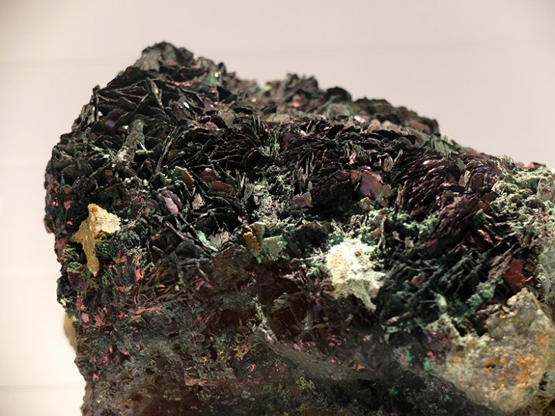 For Some Copper Deposits, Microbes Make Minable Minerals