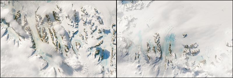 Unusual late summer/early fall melting on the Larsen C ice shelf