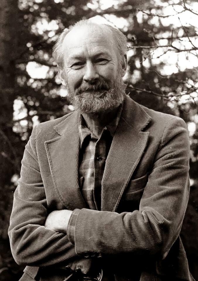 Black-and-white photo of Alexander McBirney