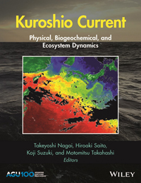 Book cover of Kuroshio Current edited by Nagai et al.
