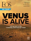 cover of September 2019 Eos