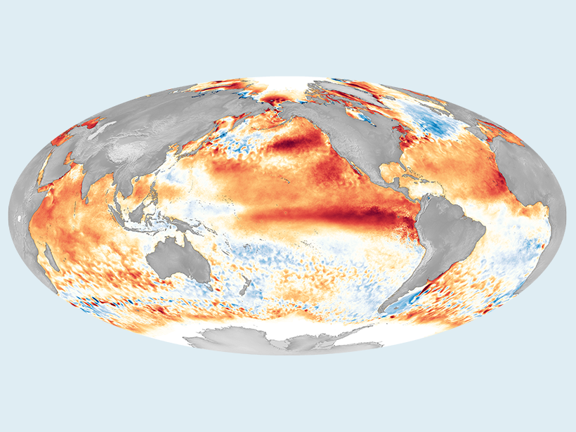 Artificial Intelligence May Help Predict El Niño