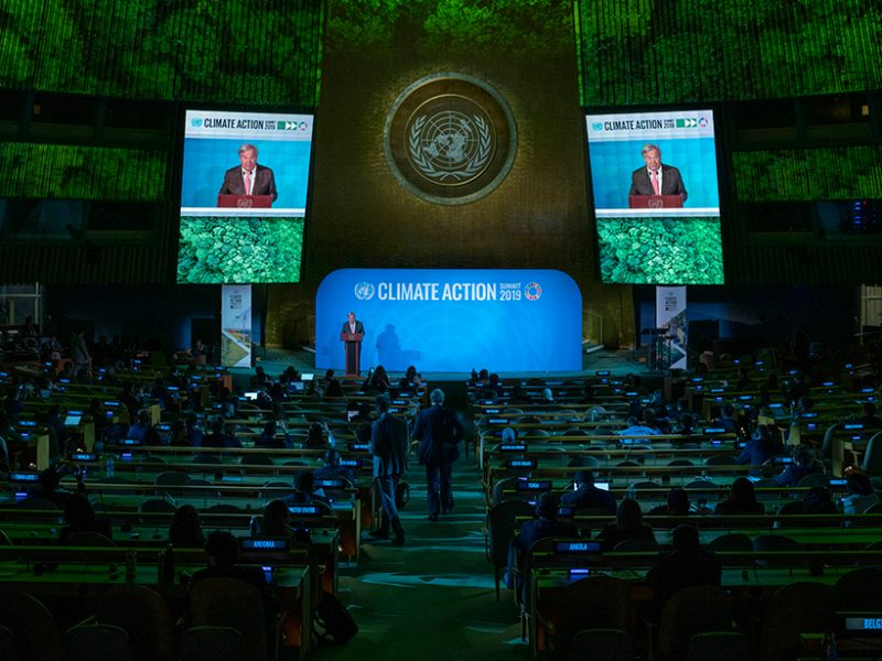 Climate Summit Delivers Some Measures But Doesn't Go Far Enough