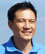 Jian Lin, tectonophysics science adviser for Eos