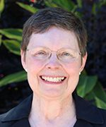Kristine C. Harper, history of geophysics science adviser for Eos