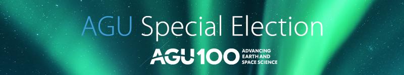 AGU Special Election