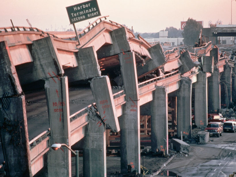 California Launches Nation's First Earthquake Early Warning System