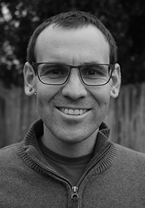 Joel Scheingross, winner of AGU's 2019 Luna B. Leopold Young Scientist Award