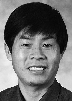 Fuqing Zhang, winner of AGU's 2019 Joanne Simpson Medal