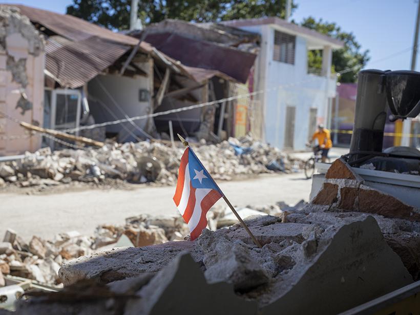 Rare Earthquake Swarm Strikes Puerto Rico Eos