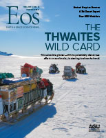 Cover of March 2020 Eos