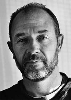 Esteban Jobbágy, recipient of AGU's 2019 Spilhaus Ambassador Award Grant