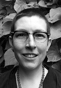 Gretchen Keppel-Aleks, winner of AGU's 2019 Global Environmental Change Early Career Award