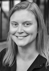 Megan Konar, winner of AGU's 2019 Hydrologic Sciences Early Career Award