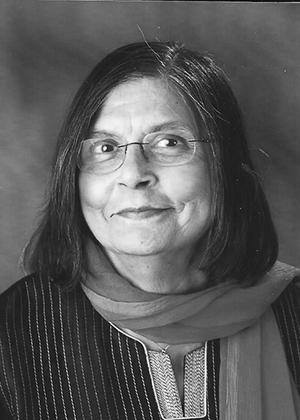 Sunanda Basu, winner of AGU's 2019 Ambassador Award