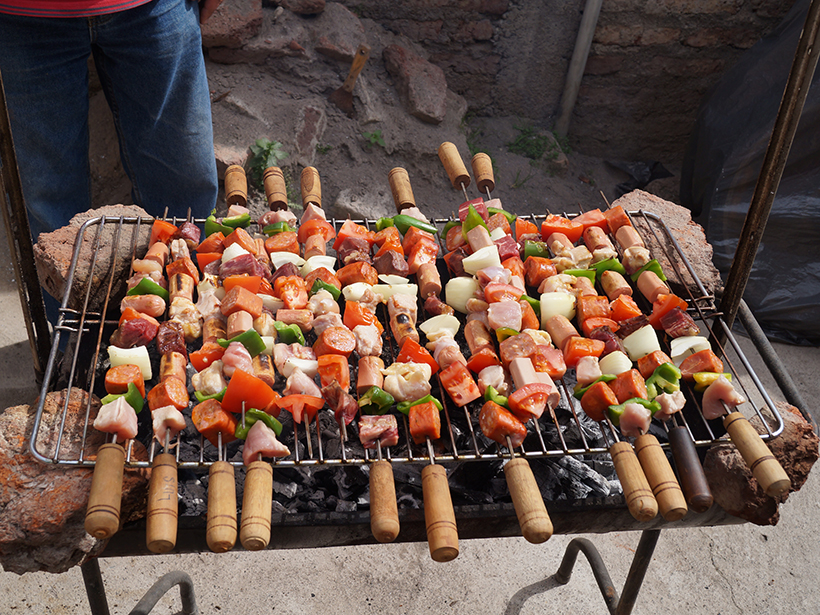 Pollution Spikes in Chile Tied to Soccer Fans' Barbecuing