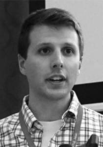 Evan G. Thomas, winner of AGU's 2019 Basu U.S. Early Career Award for Research Excellence in Sun–Earth Systems Science