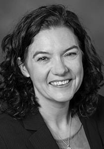 Valerie Trouet, winner of AGU's 2019 Paleoceanography and Paleoclimatology Willi Dansgaard Award
