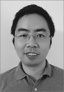 Wenbo Wu, winner of AGU's Study of the Earth's Deep Interior Section Award for Graduate Research