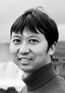 Xi Zhang, winner of AGU's 2019 Ronald Greeley Early Career Award in Planetary Sciences