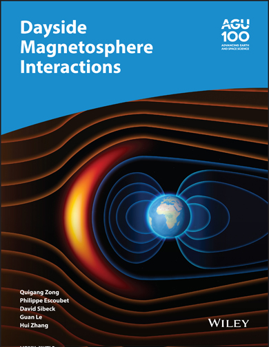 Book cover for Dayside Magnetosphere Interactions