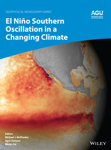 Front cover of book El Niño Southern Oscillation in a Changing Climate
