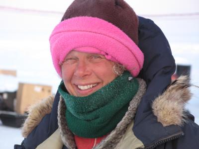 Photograph of Jackie Richter-Menge