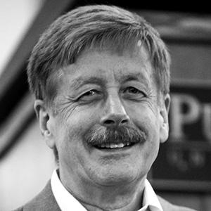 Rien van Genuchten, winner of AGU's 2020 Robert E. Horton Medal
