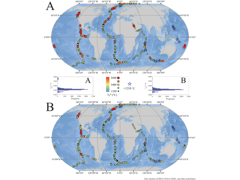 A Novel Thermobarometer to Infer Mantle Melting Conditions